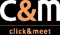 Click&Meet Vertical_WHITE_Orange