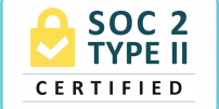 SOC2-TYPEII-CERTIFIED