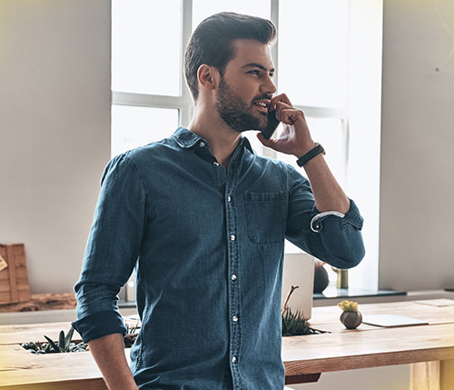 better conference calls with click&meet