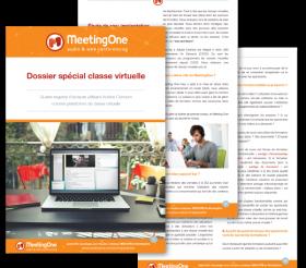 Dossier spécial classe virtuelle eBook