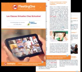 les classes virtuelles chez schoolnet eBook