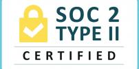SOC2-TYPEII-CERTIFIED
