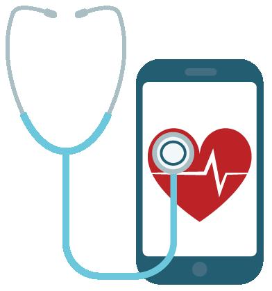 Discuter par téléphone en toute sécurité des questions concernant les patients avec AudioOne