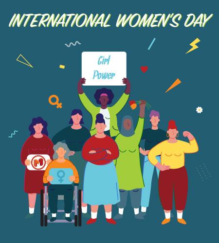 womens day 2020