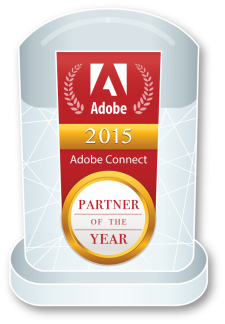MeetingOne Named Adobe Connect Partner of the Year
