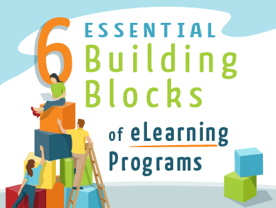6 Critical Building Blocks for eLearning Programs-Webinar Banner-Website