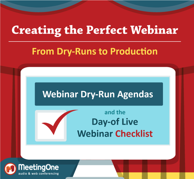 Creating the perfect webinar - agendas worksheet