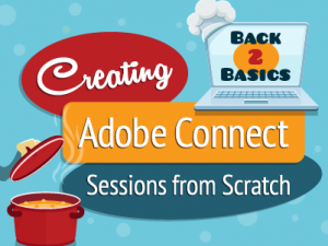 Adobe Connect Sessions from scratch