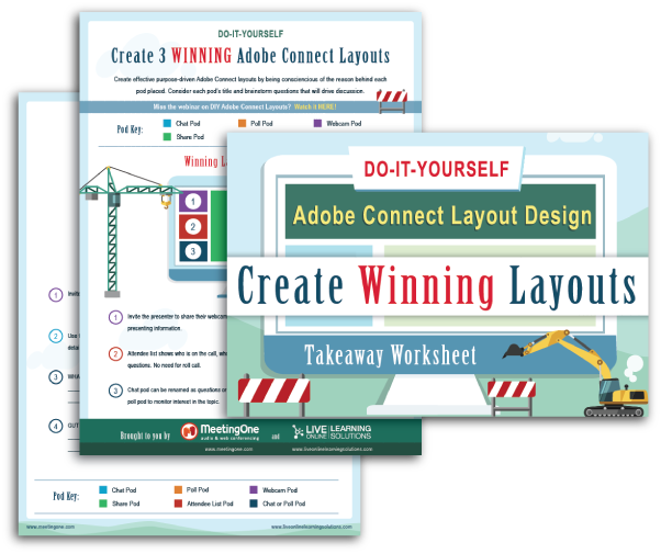 Adobe Connect Layouts for Webinar Presentations