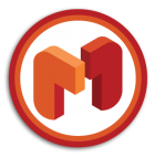 MeetingOne Logo_M1 in circle