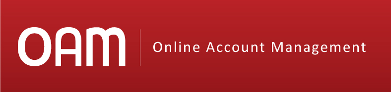 ONLINE ACCOUNT MANAGEMENT SIGN IN