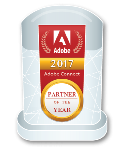 2017 Adobe Connect Partner of the Year