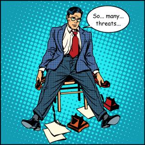 audio conferencing security