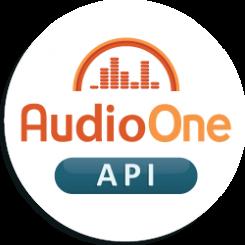 Audio API for AudioOne