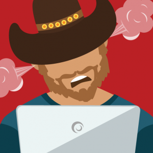 Get the best web conferencing platform...and don't wind up a sad cowboy?