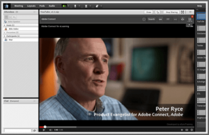 Adobe connect custom pod
