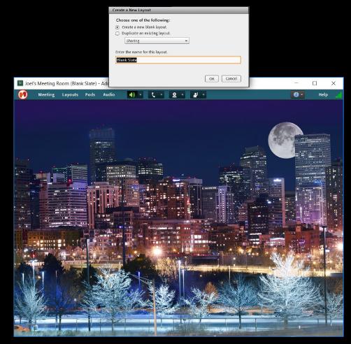 Adobe Connect Customization