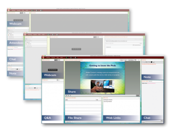 Making Adobe Connect Layouts