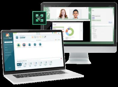 desktop call control with Click&Meet