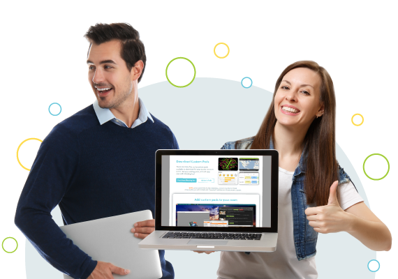 Customer-Success-Banner-Two-People-with-Computers-Smiling-Header-Image