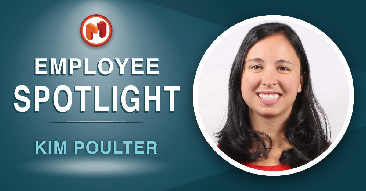 Employee spotlight: Kim Poulter