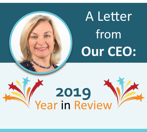 A Letter from Our CEO: 2019 Year in Review